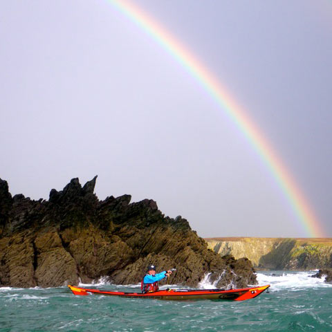 Sea Kayaking Tours