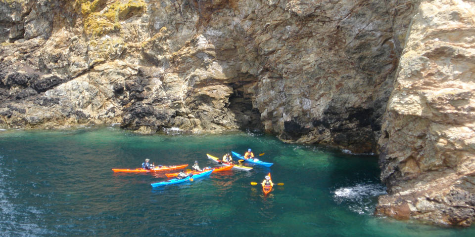 Introductory Sea Kayaking
