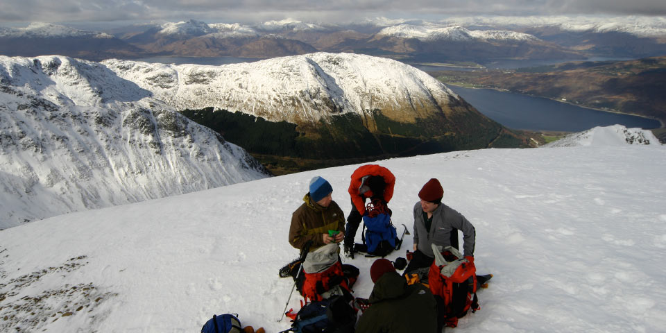 Scottish Winter Mountaineering