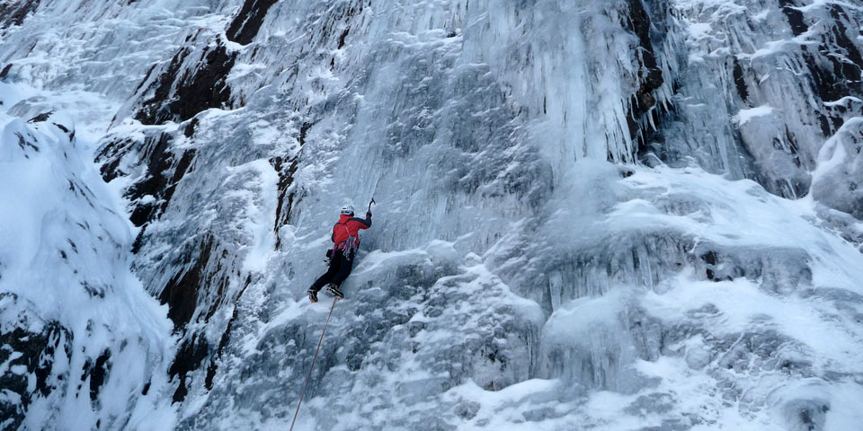 Scottish Snow & Ice Climbing