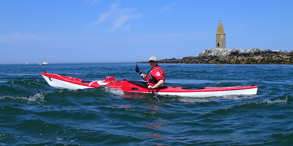 BC Personal Performance Award - Sea Kayak