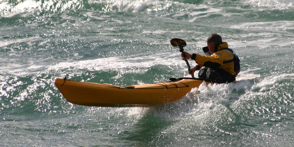 Sea Kayak Week