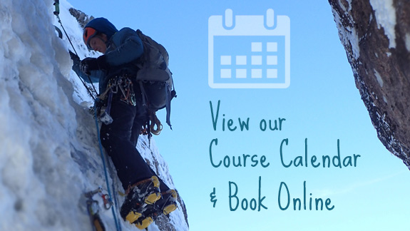 View our course calendar and book online