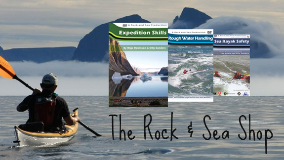 Visit the Rock & Sea Shop